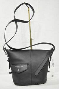 MARC By Marc Jacobs M0013260 The Mini Sling Leather Convertible Hobo/ShoulderBag