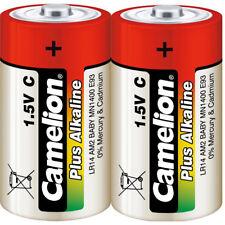 4x Baby C LR14 UM2 MN1400 Batterien CAMELION PLUS