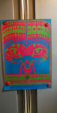 The DoorS SteVe MiLler FamiLy Dog AvaLon BaLlrOom Fd64-2 Bg BiLl Graham PoSter