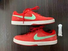 Nike SB Eric Koston 1 Skateboard Shoes size 10 Red  442476-600 dunk Prod Travis