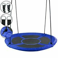Nest Swing Set - Round Netted Swing Seat Toy Outdoor Indoor Swings Up to 150 KG
