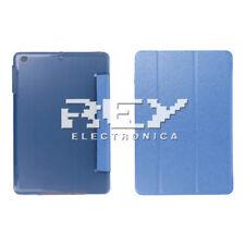 Funda Carcasa FLIP SMART COVER Válida Compatible para IPAD MINI 1/2/3 Azul i431