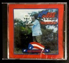 """MASO RIVERA Y SU CONJUNTO - """"MAZURCASS"""" - CD"""