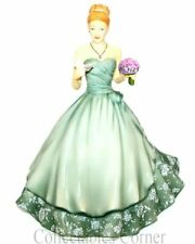 Royal Doulton Happy Birthday 2015 Annual Pretty Ladies Figurine HN5729 Boxed