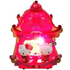 [Ship to Worldwide] Sanrio Hello Kitty Ceramic Chinese Wedding Night Lamp