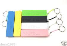 New 2600mAH Mini Backup External Battery Portable Cable Charger USB Power Bank