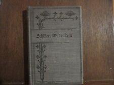 Schiller/ Wallenstein