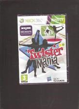 Rare !!!  TWISTER MANIA : Un Jeu HYPER Fun sur XBOX 360 KINECT. NEUF Blister