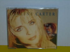 MAXI CD - CARLENE CARTER - HE WILL BE MINE