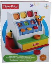 Fisher Price Registrierkasse Spielkasse Kinderkasse + Münzen ideal für Kaufladen