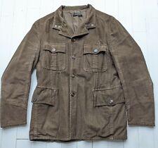 VICTOR VICTORIA Men's Heavy Lined Cotton Jacket size XL - Fabulous & STYLISH !!!
