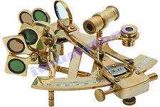 CLASSIC SEXTANT Nautical Sailor STAR GAZER NAVIGATOR Scope Tool