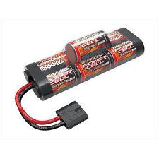 TRAXXAS cella di alimentazione a batteria, ID, 3000mah (8.4v NiMH, GOBBA) - o-trx2926x