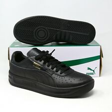 Puma GV Special + Triple Black Tennis Sneaker 366613-02 California US 9.5 UK 8.5