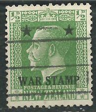 Neuf Zélande Scott# MR1 Utilisé