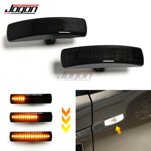 LED Turn Signal Side Marker Fender Light For Land Rover Freeland 2 Discovery 3 4