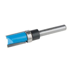 "Hm - Flush Milling Cutter D 15,9 x 25,4 x Shaft 6 35mm 5/8 "" x 1 "" ,Copying"