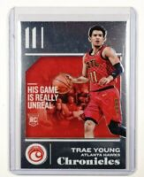 2018-19 Panini Chronicles Trae Young Rookie RC