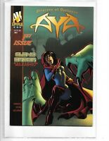 Aya #1 // AK Comics // Middle East Heroes