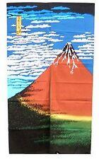 Japanese Noren Doorway Curtain Mountain Fuji #pcos-69 S-2717