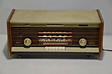 Vintage PHILIPS Tube Radio FM Long Wave Short Wave Gramm Stereo BI-AMPLI