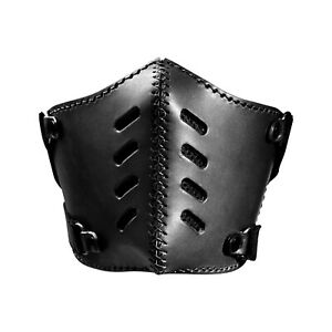 Motorcycle Face Mask,Biker Chopper Touring Mask, Leather Face Mask,Race Kill rk3