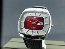 Große Vintage TISSOT Automatic PR 516 GL ,Edelstahl, Swiss