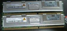 Qimonda 8GB (2x4GB) PC2-5300F DDR2 2Rx4 Server Memory (HYS72T512520EFD-3S-C2)