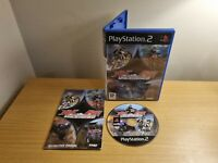 PLAYSTATION 2 - PS2 - MX VS ATV UNLEASHED - COMPLETE WITH MANUAL - FREE P&P