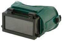 Forney Industries  Welding  Welding Goggles  Black Lens Black/Green Frame Bulk