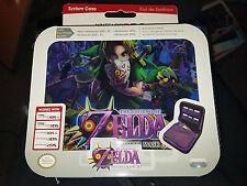 Nintendo The Legend Of Zelda Majora's Mask Universal 3DS XL, 3DS, 2DS Case NEW