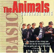 (CD) The Animals - Original Hits - The House Of The Rising Sun, It's My Life