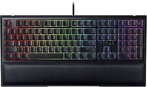 Razer Ornata V2 Gaming Keyboard: Hybrid Mechanical Key Switches