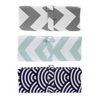Baby Portable Can Folding Diaper Changing Pad Waterproof Mat Bag Travel Storage