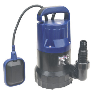 Sealey Submersible Water Pump Automatic 208L/min 230V