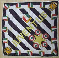 SCIARPA CALCIO BANDIERA FLAG ULTRAS JUVENTUS RASO (566)
