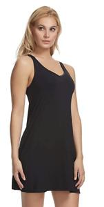 FELINA Modal Tank Chemise and Wrap 2 pcs Loungewear NIB