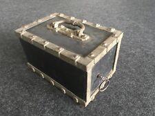 PETIT COFFRE FORT ANCIEN INCOMBUSTIBLE29x19x19 cm 11 kg