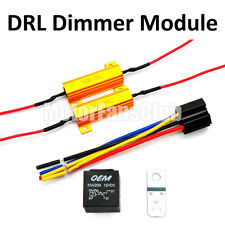 12V 30A DC Car Auto Vehicle Relay & Socket Kit SPDT 5Pin 5Wire DRL Light Dimmer