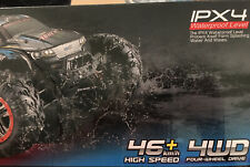 Hosim IPX4 Truck 4x4 46km/H Speed Remote Control Model 9125