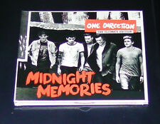 ONE DIRECTION MIDNIGHT MEMORIES THE ULTIMATE EDITION CD EXPÉDITION RAPIDE NEUF