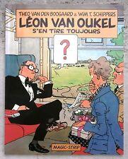 Léon Van Oukel S'en tire toujours Van Den Boogaard EO 1980