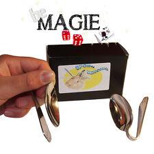 Cuillère tordue - Tour de magie - Spoon bending