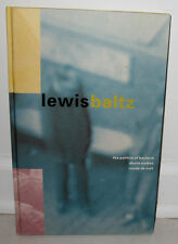 SIGNED Lewis Baltz The Politics Of Bacteria Docile Bodies Ronde De Nuit 1st HC