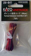 """Kato 24-841 Turnout Extension Cord (90cm / 35"""") (N scale)"""