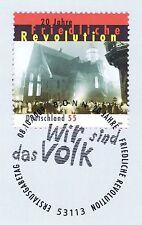BRD 2009: revolución pacífica 20 años! nº 2762 con sello de bonn! 1a 1510