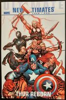 ULTIMATE COMICS New Ultimates: #1 THOR Reborn (TPB Trade Paper Back) (MARVEL)