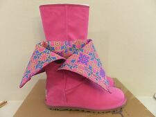 UGG Australia Womens 5 (Youth 3)  Marrakech Raspberry Pink Boots 1002409 RSPS