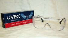UVEX BY HONEYWELL S0112 Safety Glasses, Clear LOT OF 2 PCS