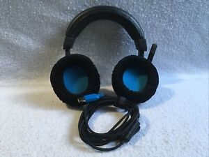 Corsair Gaming Headset Blue Good Condition Fast Shipping Tested High Quality